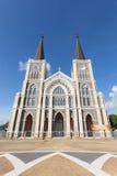 Римско-католическая епархия или собор непорочного зачатия Стоковое фото RF