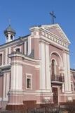 Римско-католическая церковь St Барбары в Berdychiv, Украине Стоковое Фото