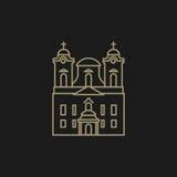 Римско-католический церковь бесплатная иллюстрация