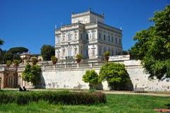 Рим, историческое благородное ` Doria Pamphili виллы ` резиденции Стоковые Изображения RF