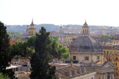 Рим Италия Стоковая Фотография RF