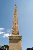 Обелиск в Риме Стоковое фото RF