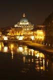 Рим к ноча стоковое фото rf