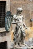 Рим - мавзолей Hadrian Castel ` Angelo Sant Стоковые Фото