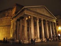 Рим пантеон стоковое фото rf