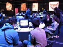 Рим, прикладной фестиваль игр стоковое изображение rf