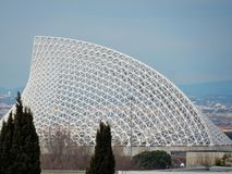 Рим - плавать Calatrava Стоковое Изображение RF
