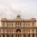 Рим, Corte di Cassazione 01 Стоковая Фотография