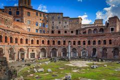 Рим, Roma Италия Стоковая Фотография