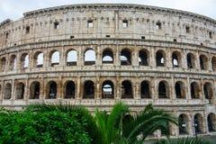 Рим sightseeing - изумительное Colosseum стоковое фото rf