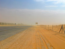 ринв дороги пустыни стоковое фото rf