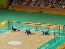 Рио 2016 - арена делает Futuro Стоковое фото RF
