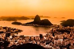 Рио-де-Жанейро, Бразилия Стоковые Фотографии RF