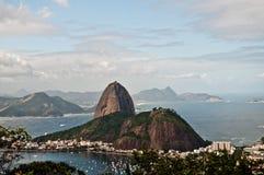 Рио-де-Жанейро Стоковое Изображение RF