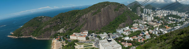 Рио Де Жанеиро, Бразилия Стоковое Фото