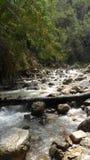 Рио Chillar, Nerja, Малага Стоковое Изображение RF
