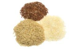 3 риса Стоковая Фотография