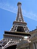 Рискованное предприятие Эйфелева башни Лас-Вегас Стоковые Фото