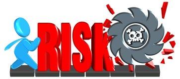 риск облечения Стоковые Изображения RF