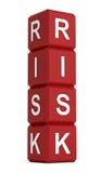 риск Стоковое фото RF