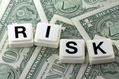 Риск Стоковое Изображение