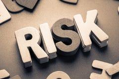 риск Стоковая Фотография RF