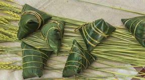 Рисовый пудинг традиционного китайския Стоковая Фотография RF