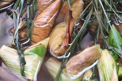 Рисовый пудинг традиционного китайския Стоковые Фотографии RF