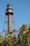 рисуночное маяка старое Стоковые Изображения