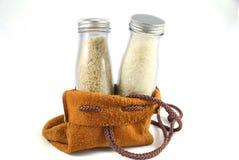 Рис в бутылке Стоковое Изображение RF