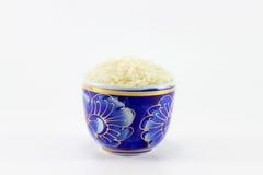 Рис в чашке Стоковые Изображения RF