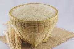 рис жасмина тайский Стоковое Изображение RF