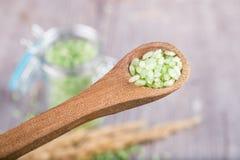 Рис жемчуга бамбука или нефрита Стоковое Изображение