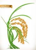 Рис зацепляет икону иллюстрация штока
