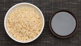 Рис и соя Стоковые Изображения RF