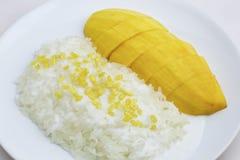 рис мангоа липкий Стоковые Изображения RF