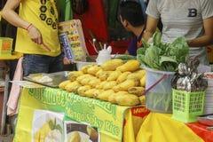 Рис манго магазина липкий Стоковое Изображение