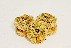 рис продовольственного зерна шутихи хлопьев Стоковая Фотография RF