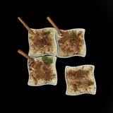 Рис с молоком и циннамоном Стоковая Фотография