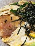 Рис с свининой Стоковые Фото