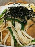 Рис с свининой Стоковая Фотография