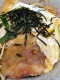 Рис с свининой Стоковая Фотография RF