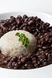рис фасолей стоковые фото