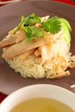 Рис цыпленка Стоковое фото RF