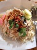 рис цыпленка Стоковые Фото