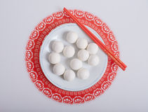 рис шариков glutinous стоковая фотография rf