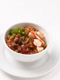 рис condiments зажаренный Стоковое фото RF
