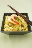 Рис Yangchow китайской еды специальный зажаренный Стоковое Изображение RF