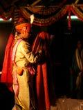 ритуалы замужества Стоковая Фотография RF