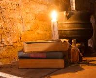 Ритуал ` ведьм и день умерших стоковое изображение